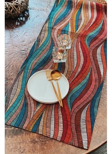 Arma House Yumuşak Kumaş African Runner Renkli